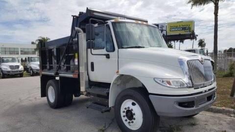 2018 International DuraStar 4300 for sale at Transportation Marketplace in West Palm Beach FL