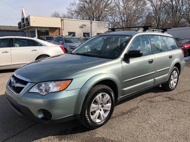 2009 Subaru Outback for sale at SKY AUTO SALES in Detroit MI