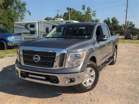 2017 Nissan Titan for sale at Auto Bankruptcy Loans in Chickasha OK