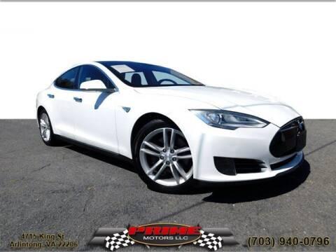 2013 Tesla Model S for sale at PRIME MOTORS LLC in Arlington VA