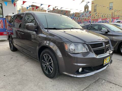 2016 Dodge Grand Caravan for sale at Elite Automall Inc in Ridgewood NY