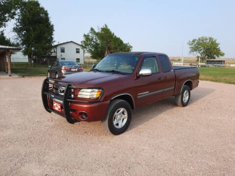 2003 Toyota Tundra for sale at Best Car Sales in Rapid City SD