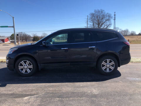 2015 Chevrolet Traverse for sale at Village Motors in Sullivan MO