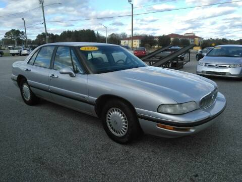 1999 Buick LeSabre for sale at Kelly & Kelly Supermarket of Cars in Fayetteville NC