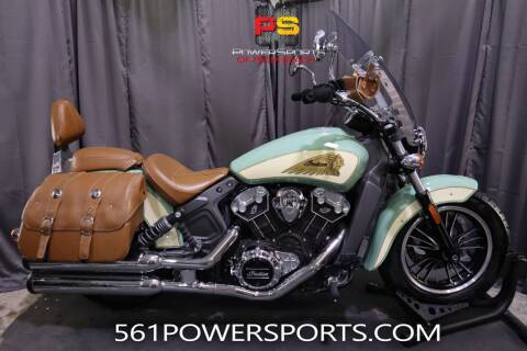 2018 Indian Scout® ABS for sale at Powersports of Palm Beach in Hollywood FL