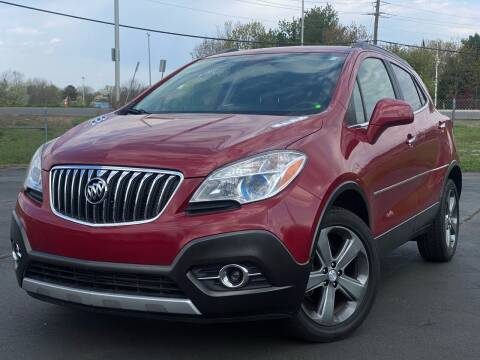 2013 Buick Encore for sale at MAGIC AUTO SALES in Little Ferry NJ