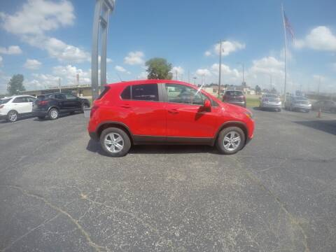2020 Chevrolet Trax for sale at MARTINDALE CHEVROLET in New Madrid MO