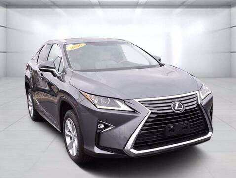 2016 Lexus RX 350 for sale at BOB ROHRMAN FORT WAYNE TOYOTA in Fort Wayne IN