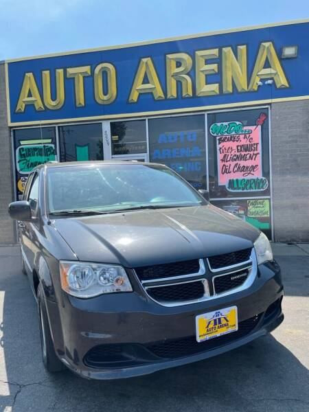 2012 Dodge Grand Caravan for sale at Auto Arena in Fairfield OH
