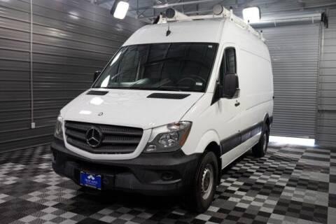 2015 Mercedes-Benz Sprinter Cargo for sale at TRUST AUTO in Sykesville MD
