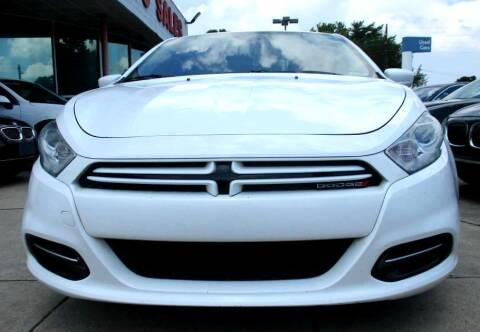 2013 Dodge Dart for sale at Pars Auto Sales Inc in Stone Mountain GA