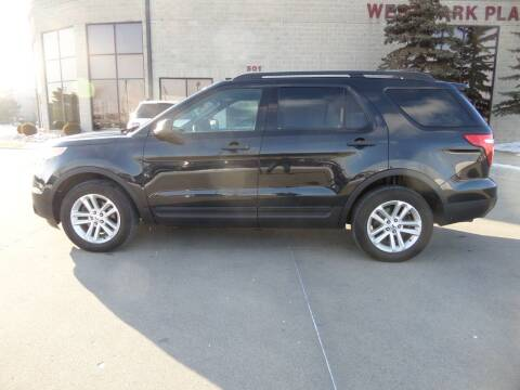 2015 Ford Explorer for sale at Elite Motors in Fargo ND