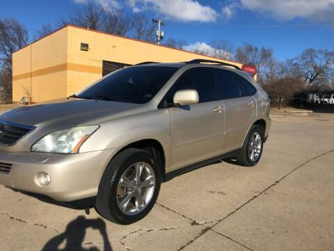 2006 Lexus RX 400h for sale at Xtreme Auto Mart LLC in Kansas City MO
