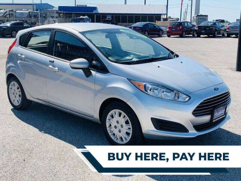 2018 Ford Fiesta for sale at Stanley Automotive Finance Enterprise - STANLEY DIRECT AUTO in Mesquite TX