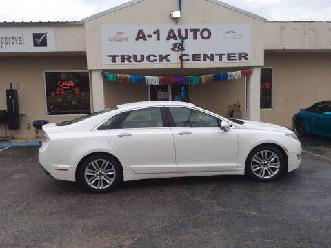 2014 Lincoln MKZ Hybrid for sale at A-1 AUTO AND TRUCK CENTER in Memphis TN