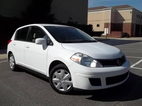 2011 Nissan Versa for sale at CORTEZ AUTO SALES INC in Marietta GA