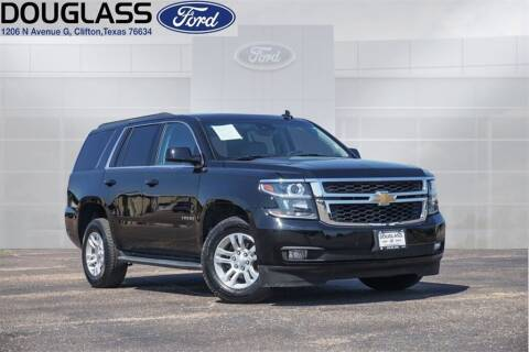 2020 Chevrolet Tahoe for sale at Douglass Automotive Group - Douglas Chevrolet Buick GMC in Clifton TX