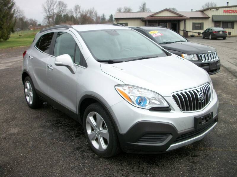 2016 Buick Encore for sale at Terry Mowery Chrysler Jeep Dodge in Edison OH