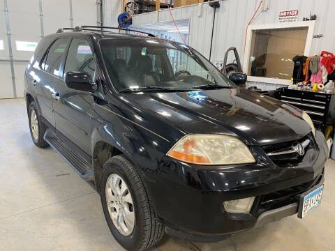 2003 Acura MDX for sale at RDJ Auto Sales in Kerkhoven MN