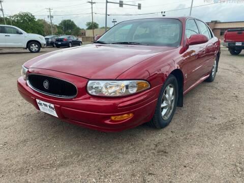 2003 Buick LeSabre for sale at Toy Box Auto Sales LLC in La Crosse WI