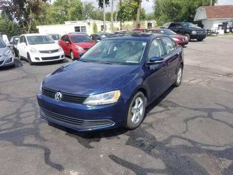 2012 Volkswagen Jetta for sale at Nonstop Motors in Indianapolis IN