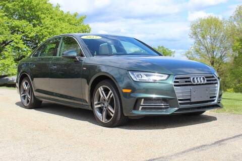 2017 Audi A4 for sale at Harrison Auto Sales in Irwin PA