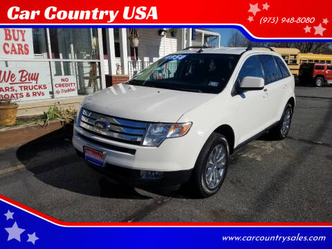 2010 Ford Edge for sale at Car Country USA in Augusta NJ