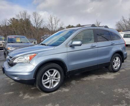 2010 Honda CR-V for sale at GREENPORT AUTO in Hudson NY