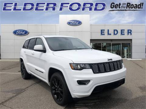 2019 Jeep Grand Cherokee for sale at Mr Intellectual Cars in Troy MI
