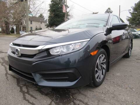 2018 Honda Civic for sale at PRESTIGE IMPORT AUTO SALES in Morrisville PA