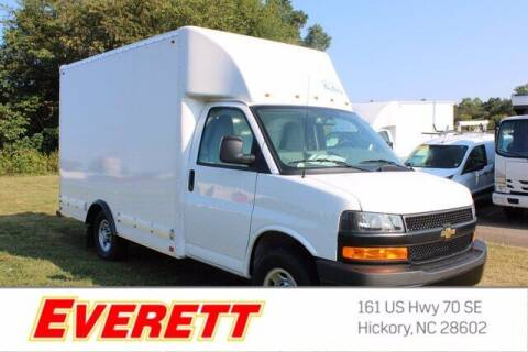 2021 Chevrolet Express Cutaway for sale at Everett Chevrolet Buick GMC in Hickory NC