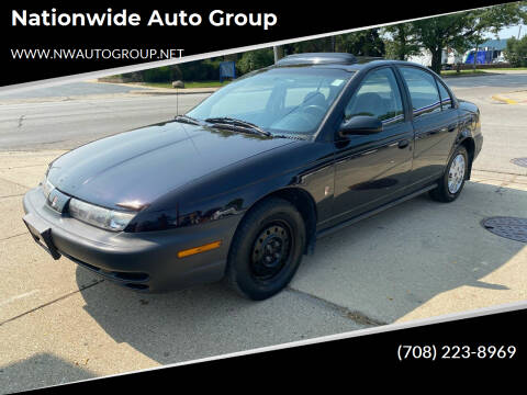 1999 Saturn S-Series for sale at Nationwide Auto Group in Melrose Park IL