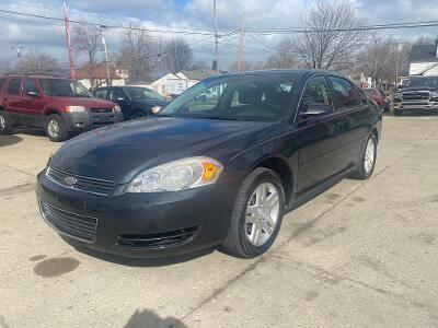 2012 Chevrolet Impala for sale at Auto Bright Auto Sales in Mt Clemens MI