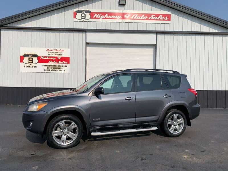 2009 Toyota RAV4 for sale at Highway 9 Auto Sales - Visit us at usnine.com in Ponca NE