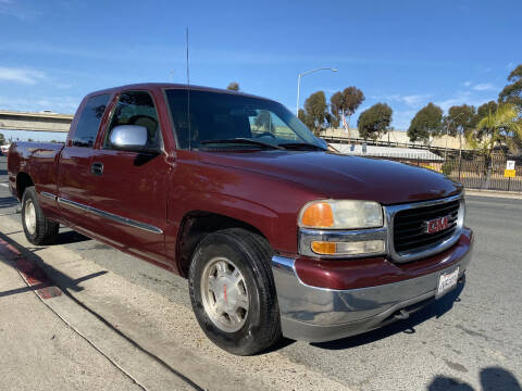 2001 GMC Sierra 1500 for sale at Beyer Enterprise in San Ysidro CA