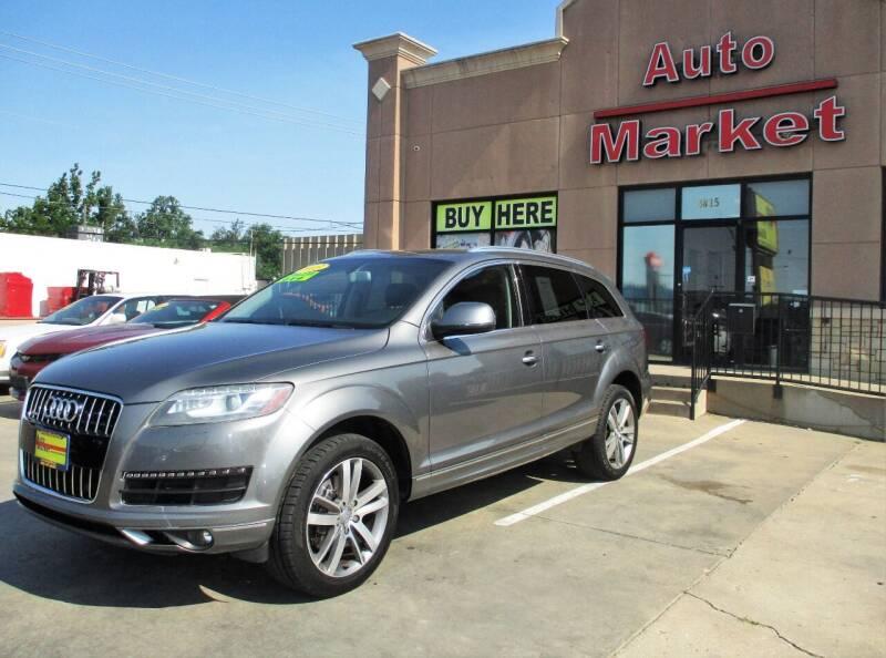 2013 Audi Q7 for sale in Oklahoma City, OK