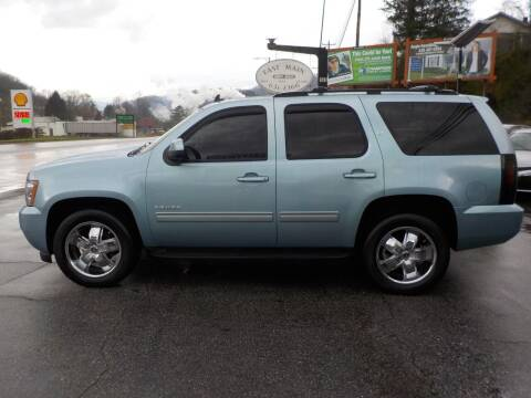 2011 Chevrolet Tahoe for sale at EAST MAIN AUTO SALES in Sylva NC