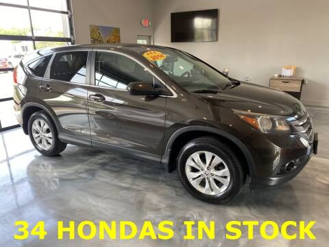 2014 Honda CR-V for sale at Crossroads Car & Truck in Milford OH