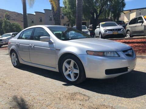 2006 Acura TL for sale at HEILAND AUTO SALES in Oceano CA