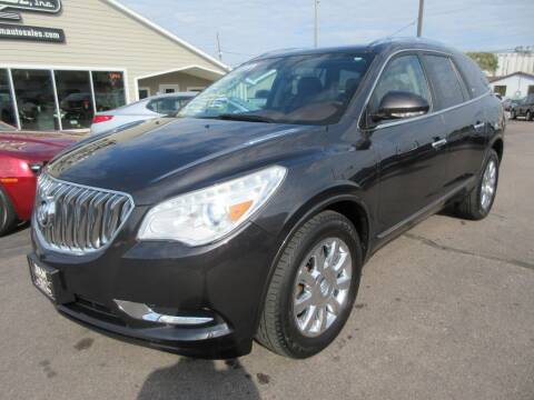 2014 Buick Enclave for sale at Dam Auto Sales in Sioux City IA