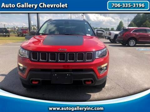 2020 Jeep Compass for sale at Auto Gallery Chevrolet in Commerce GA