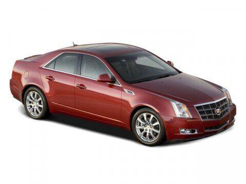 2008 Cadillac CTS for sale at HILAND TOYOTA in Moline IL