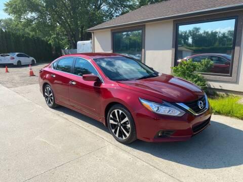 2018 Nissan Altima for sale at VITALIYS AUTO SALES in Chicopee MA