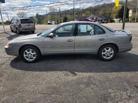 1998 Oldsmobile Intrigue for sale at Knoxville Wholesale in Knoxville TN