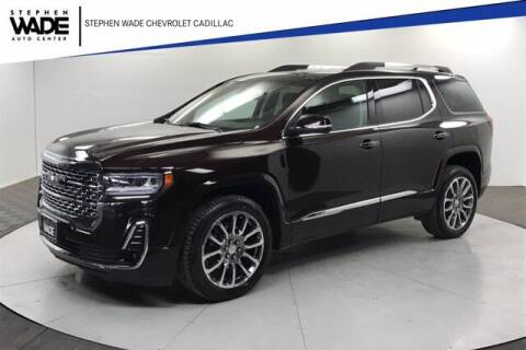 2020 GMC Acadia for sale at Stephen Wade Pre-Owned Supercenter in Saint George UT
