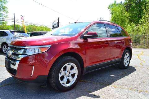 2013 Ford Edge for sale at Victory Auto Sales in Randleman NC