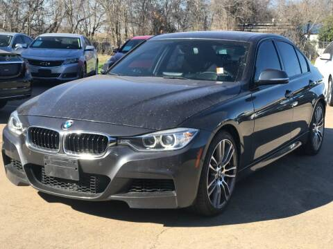 2014 BMW 3 Series for sale at Discount Auto Company in Houston TX
