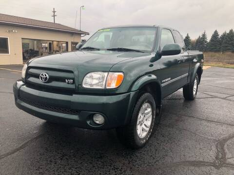 2003 Toyota Tundra for sale at Mike's Budget Auto Sales in Cadillac MI
