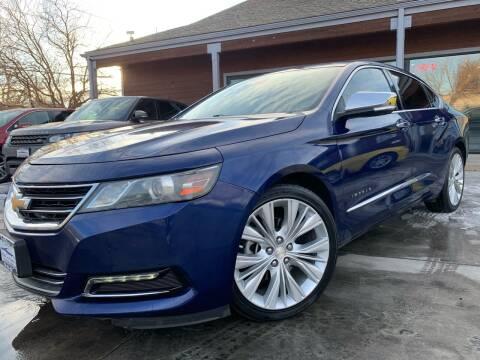 2014 Chevrolet Impala for sale at Global Automotive Imports of Denver in Denver CO
