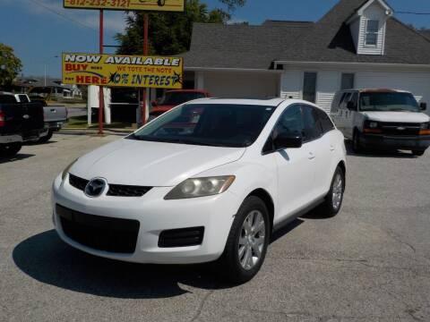 2007 Mazda CX-7 for sale at SEBASTIAN AUTO SALES INC. in Terre Haute IN